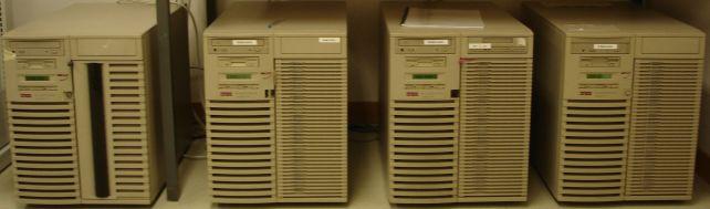Alpha Servers