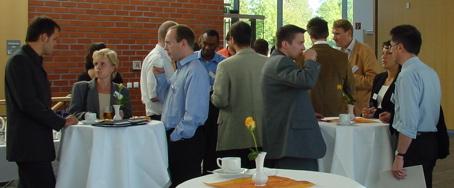 Foto Kickoff-Meeting