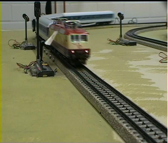picture of Märklin model train